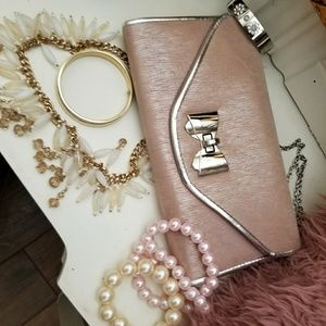 Adorable Pink Clutch